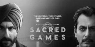 Sacred Games on Netfilx