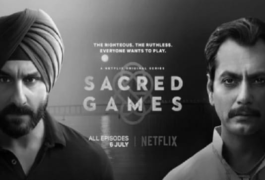 Sacred Games on Netfilx