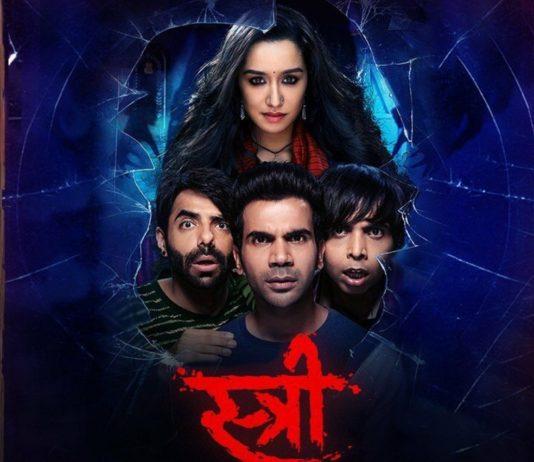 Stree, A horror comedy, Bollywood